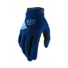 New Adult 100% Ridecamp Glove Navy Motocross Enduro Quad ATV